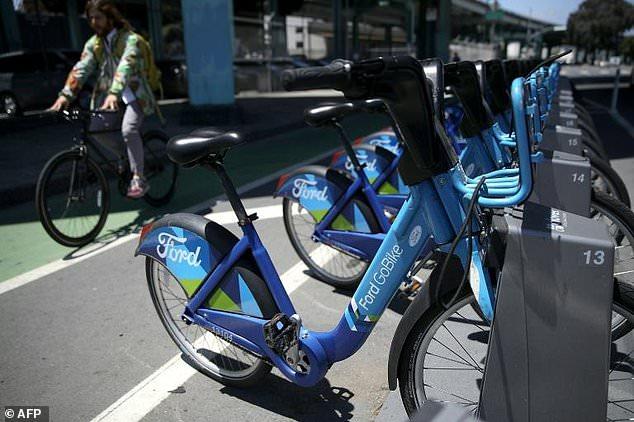 加大打击优步?Lyft收购共享单车公司Motivate