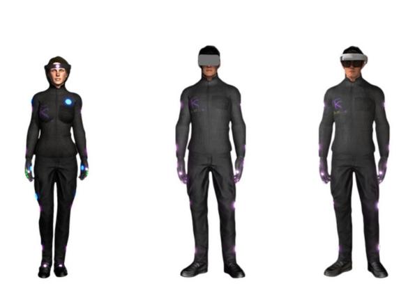 《头号玩家》现实版 外国初创公司推可VR操控HoloSuit
