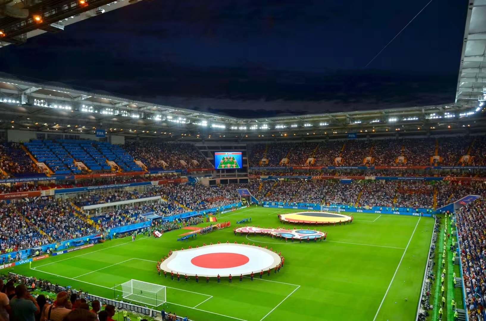 绿荫瞬间:比利时绝杀3:2逆转日本晋级八强