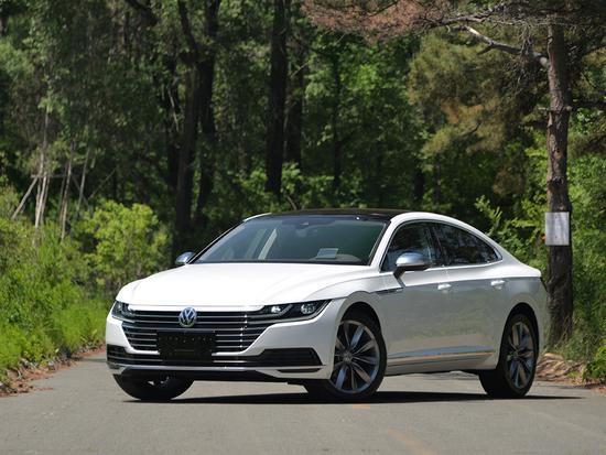 最美换代 一汽-大众全新CC将8月20日上市