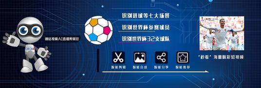 AI剪辑官+视频彩铃 咪咕黑科技给你最潮世界杯玩法