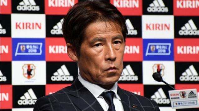 日本主帅:被扳平也不丢球权!缩小和顶级球队差距