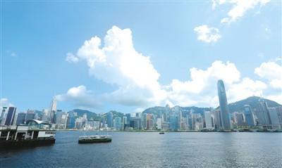 梁振英:在新时代国家发展大局中,香港不会掉队