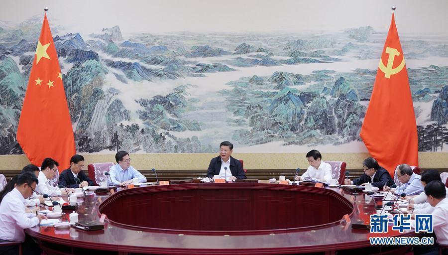 习近平在同团中央新一届领导班子成员集体谈话时的讲话引起热烈反响
