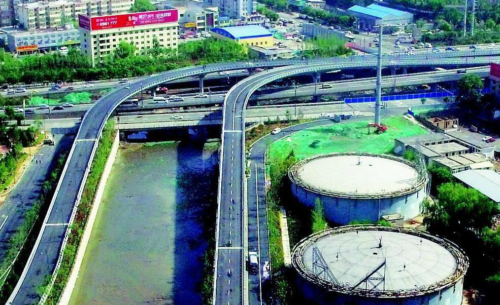 """绿廊穿梭激活北城 """"八河""""综合治理成果巡礼之北涧河"""