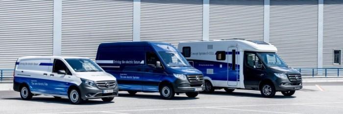 亚马逊计划购买100辆梅赛德斯-奔驰纯电动货车