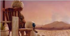 超感人动画短片《机器人与老奶奶》