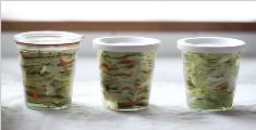清爽的夏日泡菜制作方法