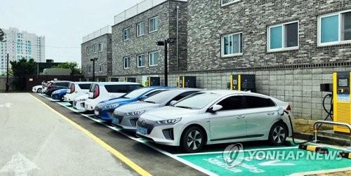 易买得韩国门店未来三年将普及电动汽车充电站