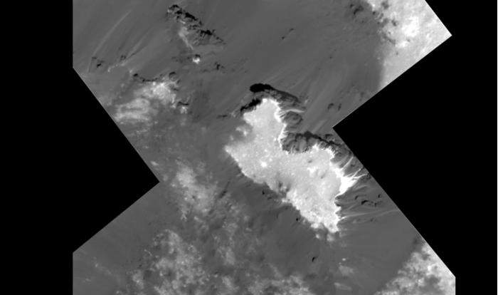 NASA黎明号探测器比以往任何时候都更接近谷神星