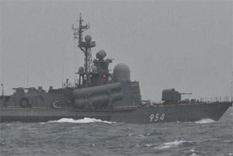 日本密集公布俄罗斯海军舰队近日行动