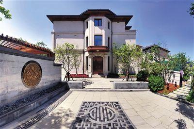 北京别墅存量不足7000套 顶级豪宅成为高净值人群换房首选