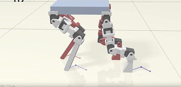迪士尼曝光狗狗机器人原型设计 将用作电影替身