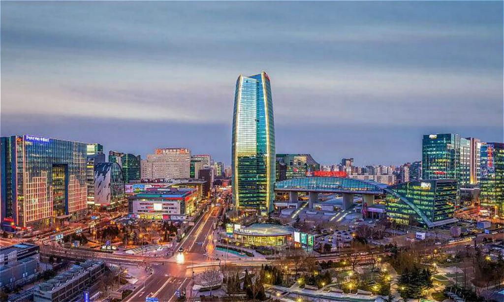 报告:北京正蚕食硅谷成为世界顶级科技创新中心