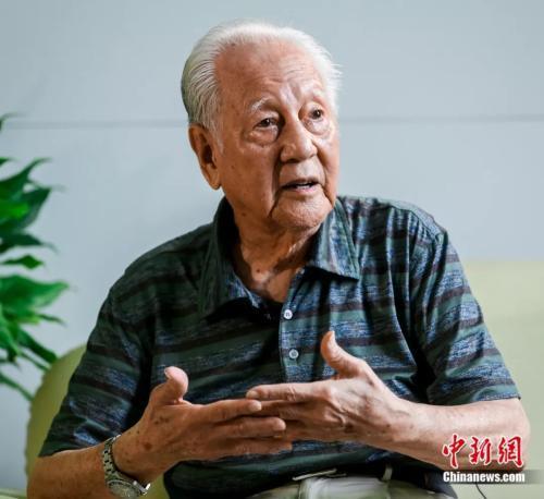隐姓埋名30年,他说:我为国家奉献,无怨无悔