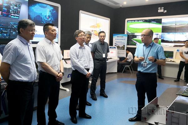 王志清赴中国船舶工业系统工程研究院调研