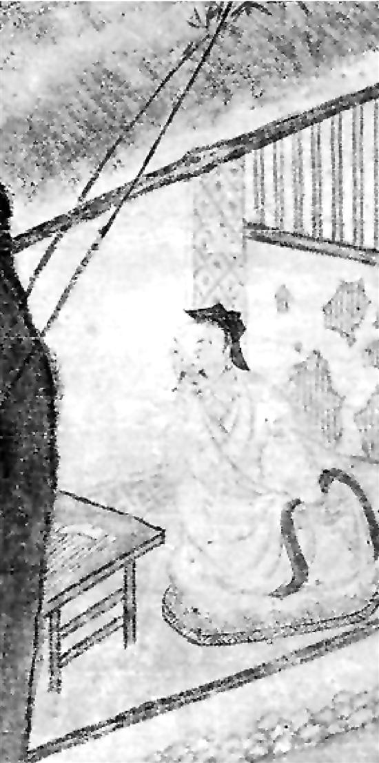 两位大藏家的唐伯虎画作最亮眼