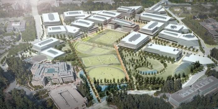 微软宣布Redmond园区扩展设计和施工团队名单