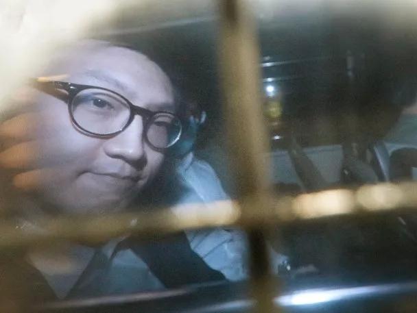 旺角暴乱案主谋狱中生活曝光:吃得好睡得香准备读硕士