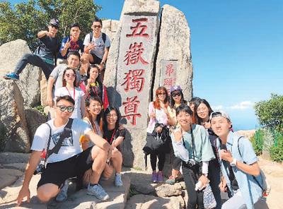 澳门青年:到内地接受中华文化熏陶让我不断成长