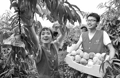 浙江省德清县开展助农服务活动