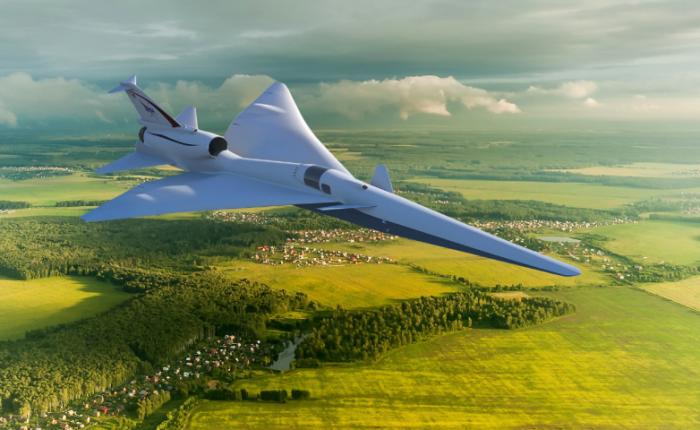 更安静的音爆 NASA将展开超音速飞行新技术