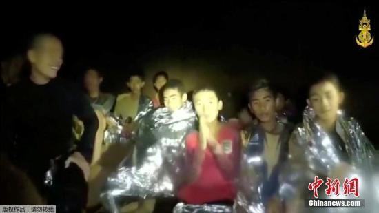 中国救援队揭秘泰被困洞穴13人救援计划 辟谣5大传言