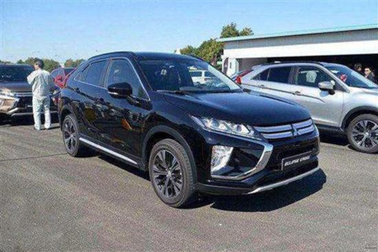 广汽三菱全新跨界SUV售价曝光 或13.68万起