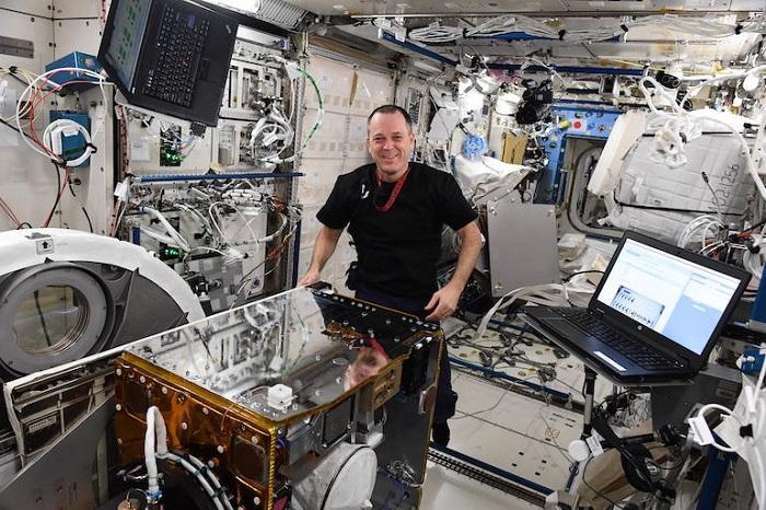 国际空间站IT主管:AI可帮助人类探索火星