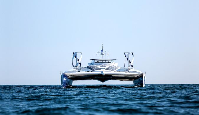 丰田赞助世界首艘氢动力游艇 6年内可完全自生动力