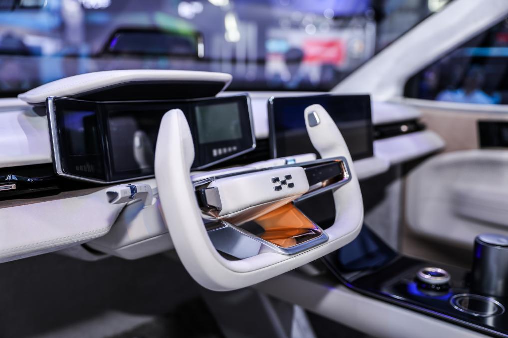 爱驰汽车智能化新解:智炬战略布局、智能产品、智慧制造