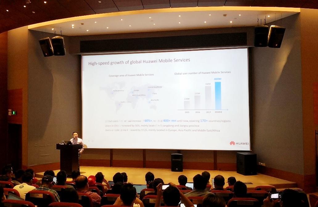 华为终端云服务亚太用户已超700万,终端用户体验再提升