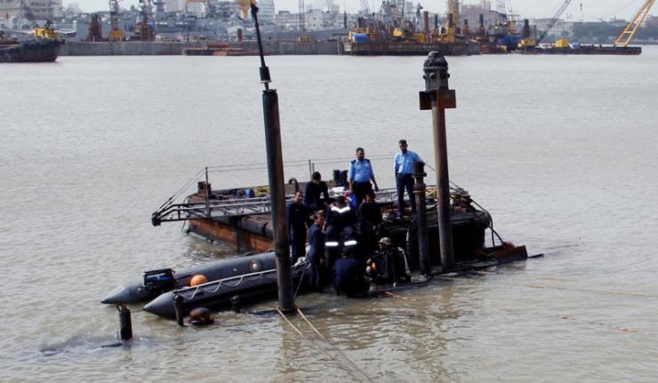 修一艘潜艇比新造一艘还慢 印度国货令印军头疼