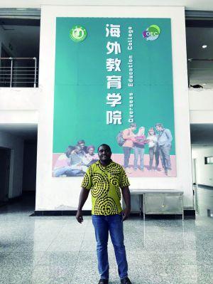 加纳在苏留学生:回国想推广电动自行车
