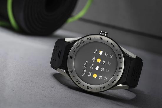 "Apple Watch的成功已引发了""奢侈智能手表""热潮"