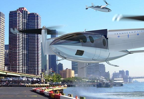 """航空公司开发""""空中的士"""" 2024年或运行"""