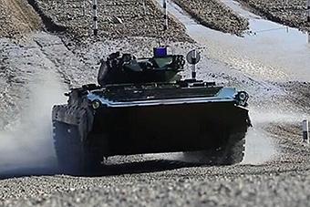 先睹为快!解放军步战车备战国际军事竞赛