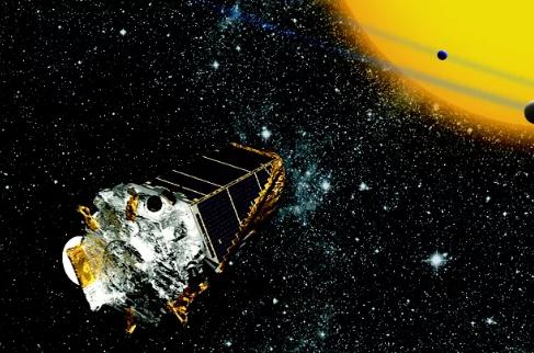 "NASA宣布让""行星猎人""开普勒望远镜进入休眠状态"