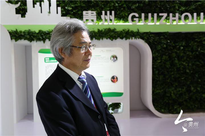 嘉宾共话生态文明建设成果图片展:贵州应把生态保护经验推广向世界