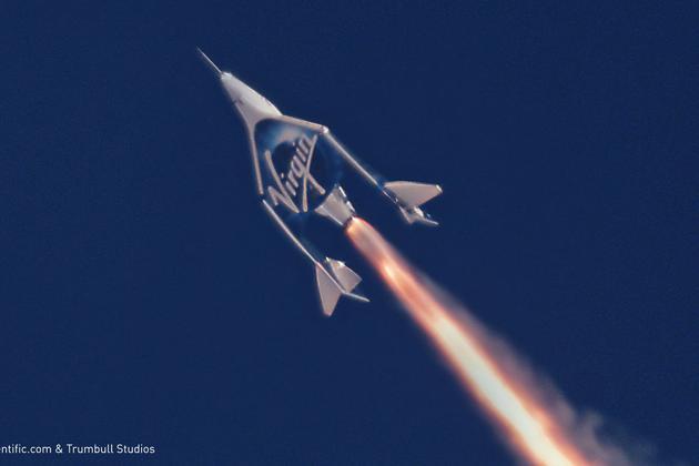 维珍银河计划从意大利发射飞船 将客户送上太空
