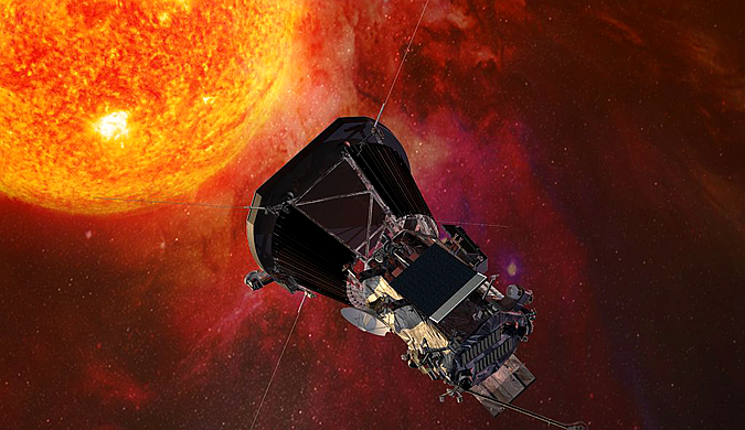 NASA:帕克太阳探测器完成热力保护系统的首次安装