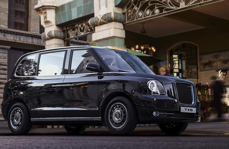 伦敦黑色电动出租车将登陆柏林 进军德国出租车市场