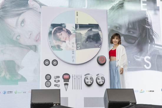 """李佳薇举办专辑""""薇唱会"""" 新专让乐迷大饱耳福"""