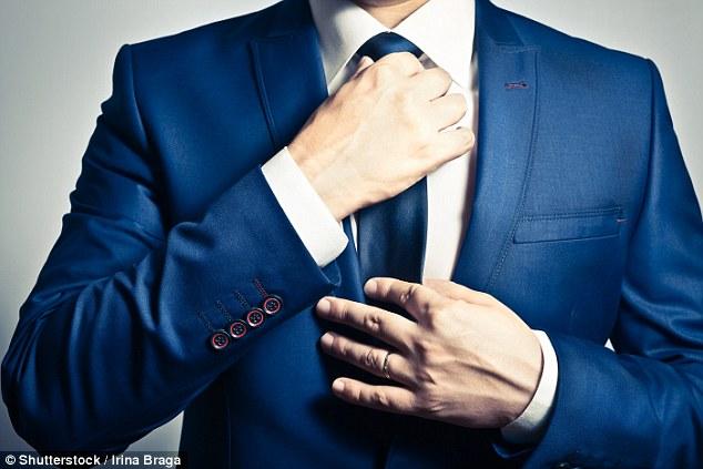 研究:领带阻碍血液流向大脑 建议穿T恤工作