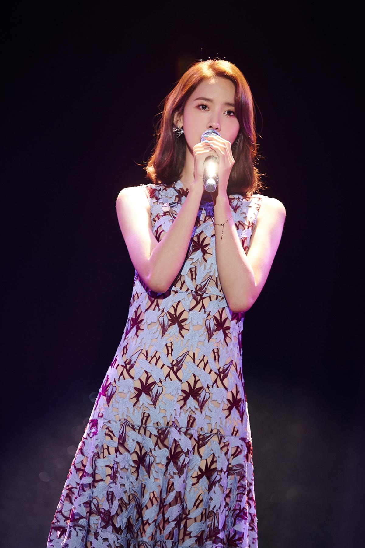 亚洲女神允儿 巡回歌迷见面会泰国场盛况空前