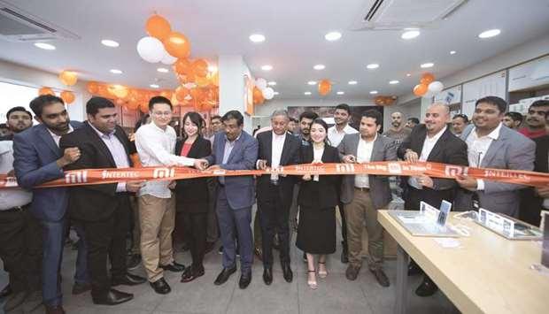 小米在卡塔尔开设首家授权店