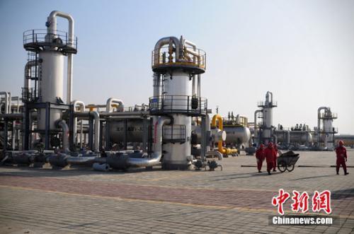 北京市民用天然气价格调整 每立方米涨0.35元