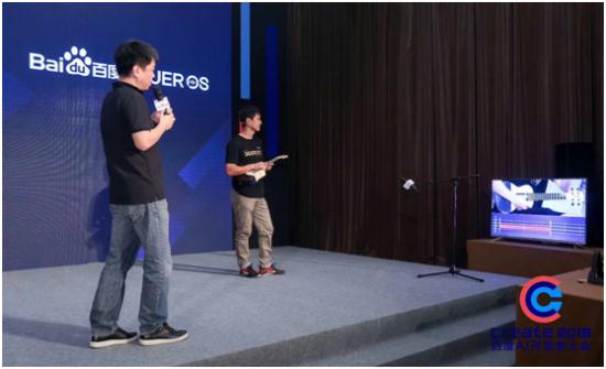 【业界】Populele智能尤克里里接入百度DuerOS 3.0
