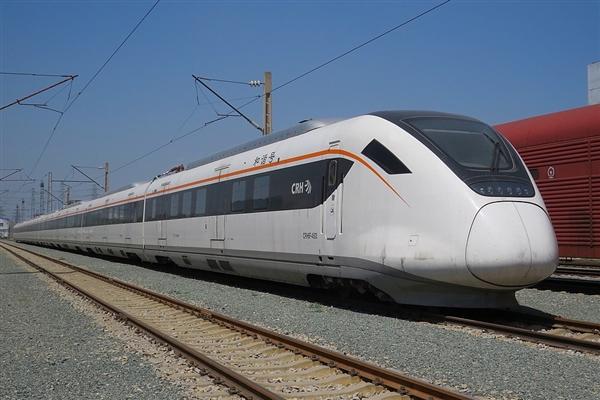 """京津城际铁路""""复兴号""""将实现时速350公里运行"""