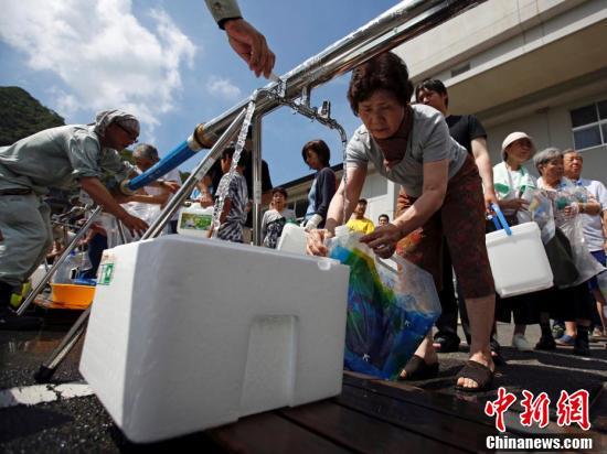 日本暴雨已致89人死亡逾千人滞留